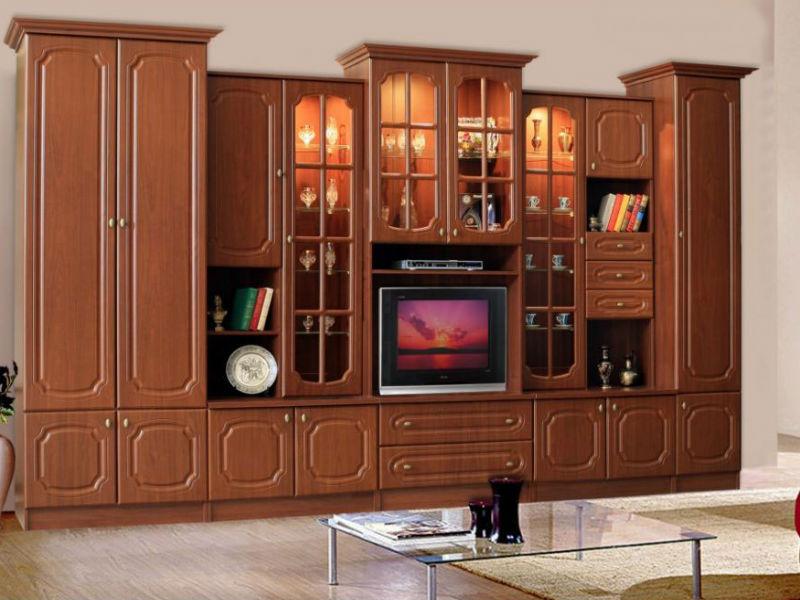 Модульная Мебель Классика Гостиная В Москве