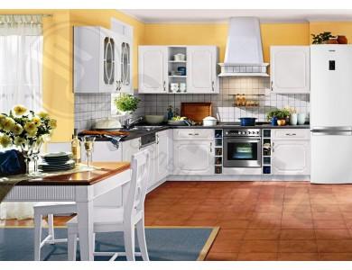 Кухня Базис Классика-07 2.75 метра (белая)