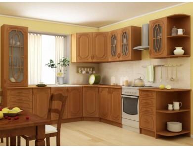 Кухня Настя-05 2.55 метра (ольха)
