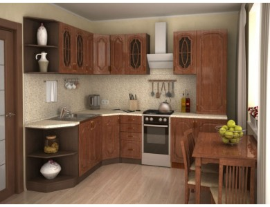 Кухня Настя 09