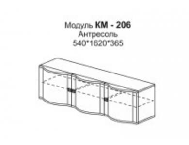 КМ-206 Антресоль