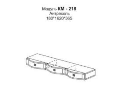 КМ-218 Антресоль