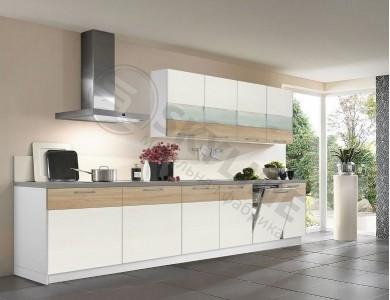 Кухня Базис Linewood-15 3 метра (ваниль)