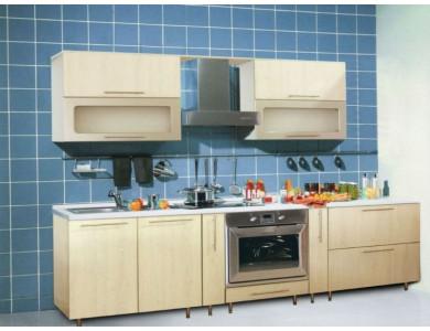 Кухня Торино-09 2.3 метра (глянец)