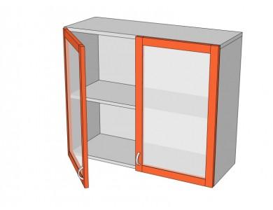 Шкаф 800 стекло