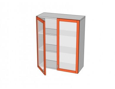 Шкаф 800х960 стекло