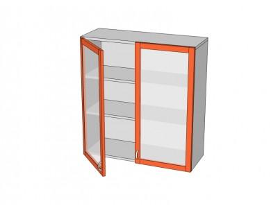 Шкаф 900х960 стекло