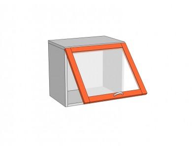 Шкаф горизонтальный 500 стекло