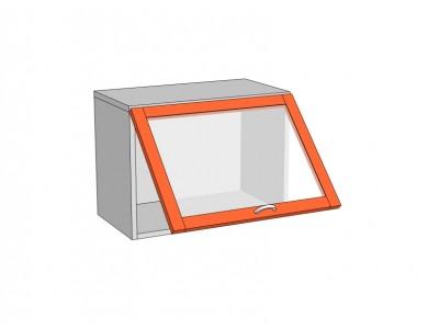 Шкаф горизонтальный 600 стекло