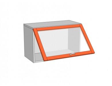 Шкаф горизонтальный 700 стекло