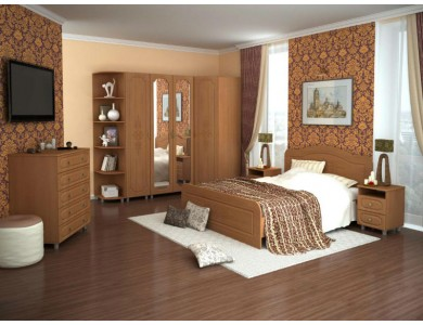 Спальня Фиеста 09